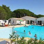 Camping île de Ré avec piscine